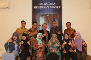 Kelas perdana P Iwan di Palembang, 19-20 April 2014
